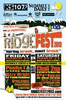 RIDGE FEST 2013
