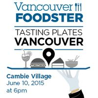 Tasting Plates Cambie Village
