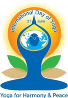 First International Day of Yoga Bangkok 21 June 2015