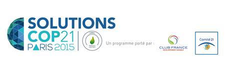 Présentation Solutions COP21