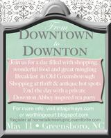 Hometalk N.C. Bloggers Meetup: From Downtown to...