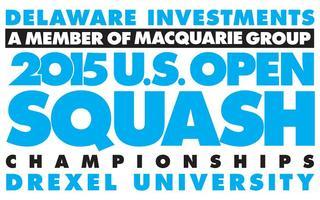 2015 Delaware Investments U.S. Open Squash...