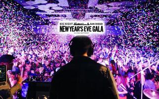 Big Night San Diego New Year's Eve Gala 2015-16