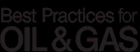 Best Practices for Oil & Gas, September 22-25