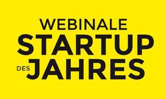 Webinale Startup des Jahres Preisverleihung