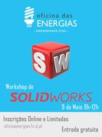 Workshop SolidWorks @ FCUL