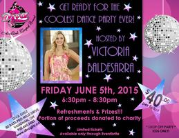 COOLEST DANCE PARTY EVER with VICTORIA BALDESARRA -...