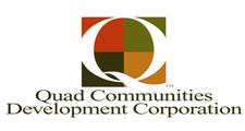 Quad Communities Development Corporation (QCDC) logo