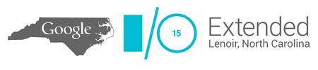 Google I/O Extended, Lenoir, NC