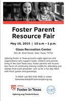 East Texas Foster Parent Resource Fair