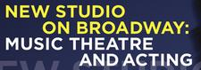 New Studio on Broadway: Music Theatre & Acting logo