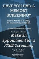 Memory Screening onsite at Antioch-Lithonia Missionary...