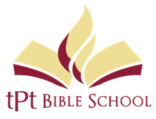 TPT Bible School logo