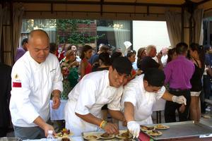 4th Annual Curry Crawl Chef Showdown