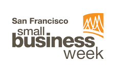 San Francisco Small Business Week logo