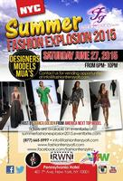 Summer Fashion Explosion NYC 2015