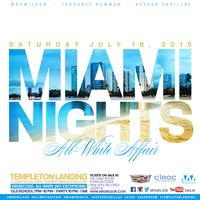 Miami Nights All White Affair- WNY's Biggest & Best...