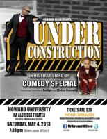 UNDER CONSTRUCTION Comedy Show (Live DVD Taping)