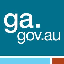 Geoscience Australia logo