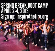 SPRING BREAK BOOT CAMP! Dance, Sing, Act, Rap!