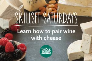 'Learn How to Pair Wine with Cheese' Piccadilly Circus