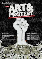 ART & PROTEST (A c/o very private preview)
