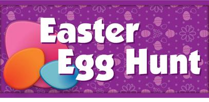 Easter Egg Hunt with Easter Bunny