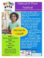 Confeti Kids Haircut-A-Thon Festival