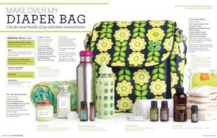 Diaper Bag Makeover - FREE Essential oil class