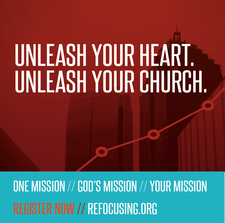 CRM reFocusing  logo