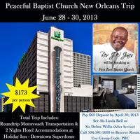 PBC New Orleans Trip