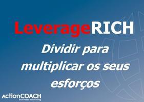 ActionCLUB | Sessão 3 - LeverageRICH, Lisboa