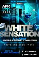BOLLYMIX PRESENTS  2013 ANNUAL WHITE SENSATION