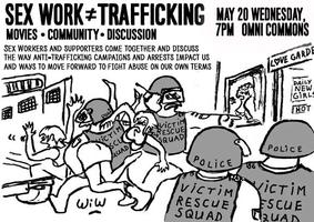 Sex Work ≠ Trafficking