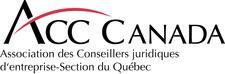 L'Association des conseillers juridiques d'entreprise - Section du Québec logo