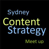 Sydney content strategy meet up - August 2015