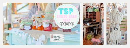 The Strawberry Patch Spring Barn Sale 2013 Preview...