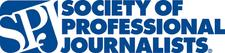 Virginia Pro Chapter, Society of Professional Journalists logo