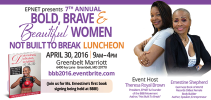 Bold, Brave & Beautiful 7th Annual Women in Business...