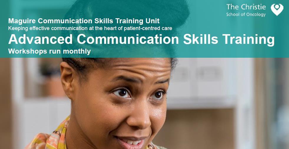 2 Day Advanced Communication Skills Training - 14-15 October 2021