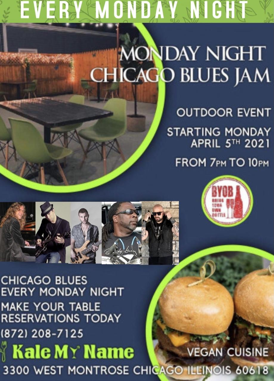 Monday Night Chicago Blues