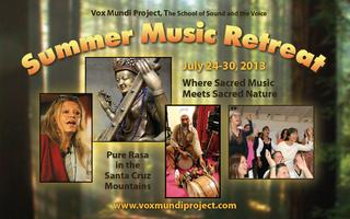 Vox Mundi Summer Music Retreat