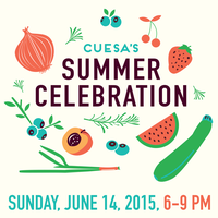 CUESA's 5th Annual Summer Celebration