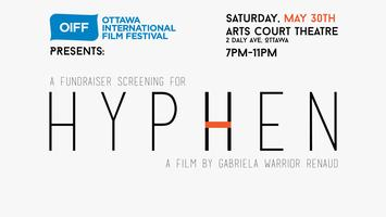 Fundraiser Screening for HYPHEN