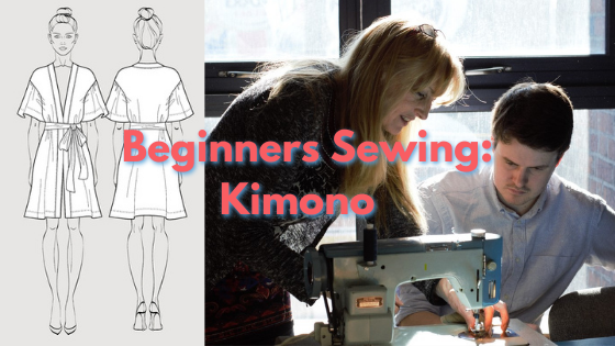 Beginners Sewing - Make Your Own Kimono Style Robe