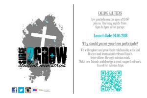 Surge2Grow Student Ministries