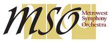 Metrowest Symphony Orchestra logo