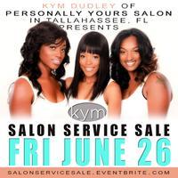 Tallahassee's Top Stylist: Hair Salon Service Sale!