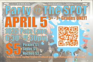 Party @The SPOT Pt. 2!