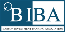 Babson Investment Banking Association logo